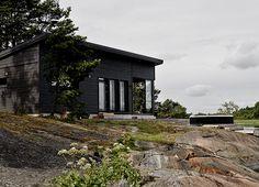Willa Aawa - Koti meren rannalla - Kannustalo