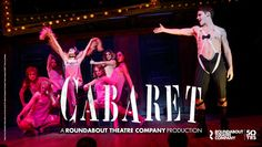 Roundabout Theatre Company's Cabaret -- The Dark, Decadent Hit Broadway Musical, $40.00 - Save $10