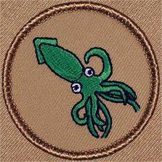 Squid Patrol Patch (#487)