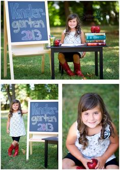 Mini Session Back to School