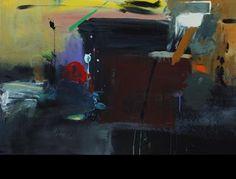 "Saatchi Online Artist ferdinand rosa; Painting, ""East Shore Series#8"" #art"