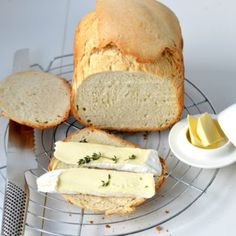 Pastry Recipes, Cooking Recipes, Healthy Recipes, Healthy Food, Bread Machine Recipes, Bread Recipes, Beignets, Bread And Pastries, Bread N Butter