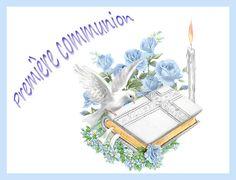 10 Idees De 1ere Communion Cartes Carte Invitation Carte
