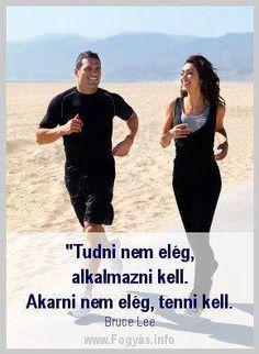 motiváció Bruce Lee, Hungary, Picture Quotes, Spirit, Europe, Inspirational Quotes, Yoga, Workout, Motivation