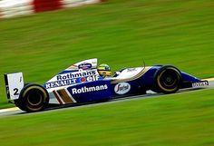 FW 16 Ayrton Senna GP Brazil 1994