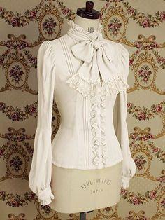 I really need a few blouses