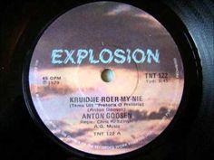 Anton Goosen - Kruidjie-Roer-My-Nie Album, Anton, Songs, Itunes, Music, Youtube, Popular, Videos, Most Popular