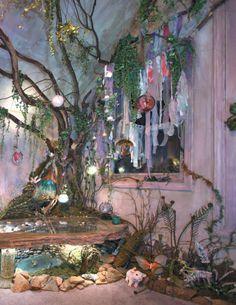 Ideas Bedroom Girls Boho Dream Rooms For 2019 Fairytale Bedroom, Fairy Bedroom, Enchanted Forest Bedroom, Whimsical Bedroom, Romantic Bedroom Design, Magical Bedroom, Room Ideas Bedroom, Bedroom Decor, Bedroom Girls