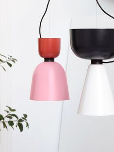 Alphabeta, the first digitally-customisable lamp with more than 10 billion possible combinations