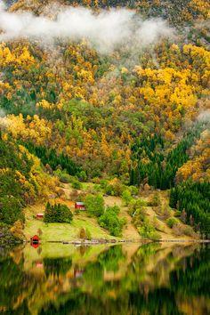 Norwegian Farm by Tord Andre Oen on 500px