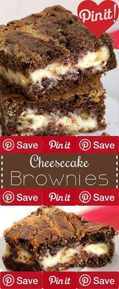 #sexy Cheesecake Brownies 40 mins to make Ingredients Vegetarian Refrigerated3 EggBaking & Spices2/3 cup All-purpose flour1/2 tsp Baking powder1/4 cup Cocoa powder unsweetened1 cup Granulated sugar1 Pinch Salt4 oz Semi-sweet chocolate1 cup White chocolate chipsDairy1/2 cup Butter1 (8 ounce) package Cream cheese