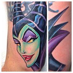 25 Disney Villain Tattoos To Die For