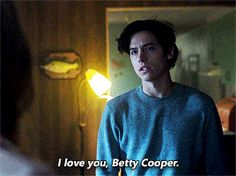 riverdale gifs betty and jughead | Tumblr