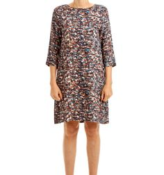CORNELIA DRESS LEAF via Jascha online store. Click on the image to see more!