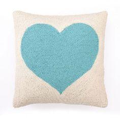 Heart Hook Pillow
