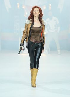 Anna Chapman and the rest of the 'World's Most Dangerous Women'