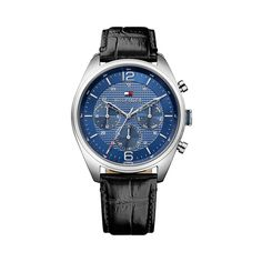 Tommy Hilfiger Men's 1791184 Sophisticated Sport Analog Display Quartz Brown Watch Tommy Hilfiger, Cool Watches, Watches For Men, Beautiful Watches, Women Brands, Stainless Steel Case, Omega Watch, Quartz, Unisex