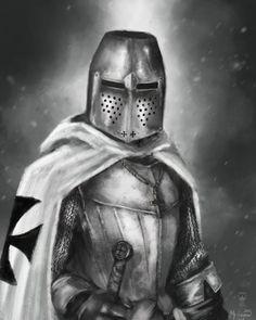 Teutonic Knight by MrElagan