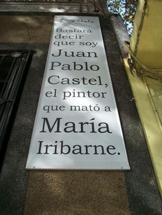 """""""El Tunel"""" Ernesto Sabato..."""