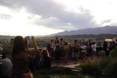 Música y vino en las alturas - Terraza Jardín Mirador