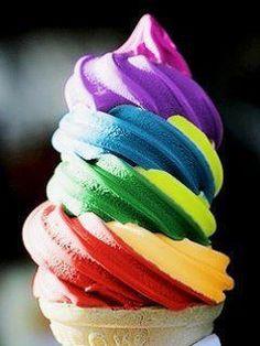 color arcoiris