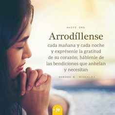 Mormon Quotes, Lds Quotes, Biblical Quotes, Lds Church, Spanish Quotes, Gods Love, Religion, Prayers, Lord