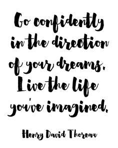 Go Confidently Print