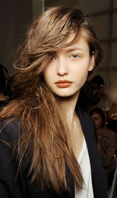 Copper Lip - This is the look I've been searching for!!! I think since Breaking Dawn 2, this lip color is going to be the next growing trend...beautiful