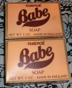 Other Bath & Body Supplies Babe, Loves Baby Soft, England, Bar Soap, Soap Making, Childhood Memories, Bath And Body, Nostalgia, Old Things