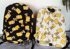 Рюкзак Барт Симпсон: продажа, цена в Черкассах. рюкзаки городские и спортивные…