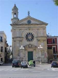 The church I got married in Mola Di Bari