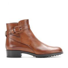Ankleboots Aus Leder ☼ Tod's ¦ mytheresa.com