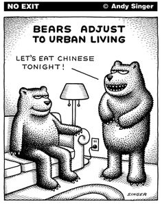 Andy Singer Cartoons