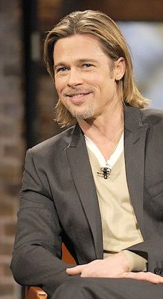 Chatter Busy: Brad Pitt Quotes