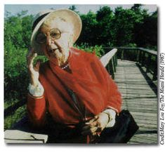Image result for marjory stoneman douglas, the woman