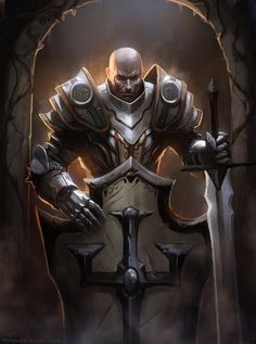 Crusader by thomaswievegg on DeviantArt