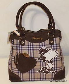 Coach X Peanuts Limited Edition Snoopy Bennett Satchel Bag Key Chain Fob Handbags Purses Michael Kors Designer