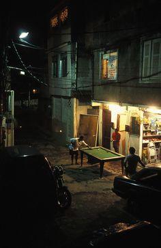 """Lensmodern: Gallery """"The Favela, Rio de Janeiro, Brazil. 2004"""" by Adam Hinton"""