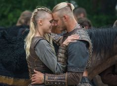 Love Is a Battlefield in This Vikings Season 3 Sneak Peek!  Vikings
