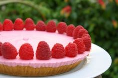 Pretty in Pink Easter Cheesecake, the olive press