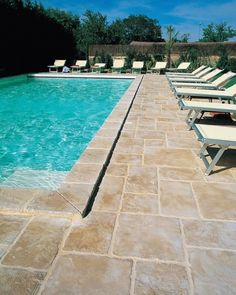 Pool Deck Paving Stones Pictures - Pool Deck Pavers - System ...