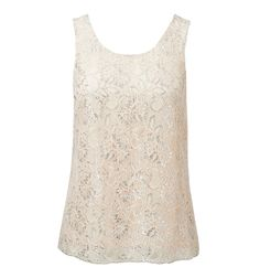 Lia lace shell top - Forever New