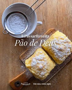 Bread Cake, Pie Cake, Food Cakes, Blue Cakes, Portuguese Recipes, Cake Recipes, Sweet Tooth, French Toast, Food And Drink