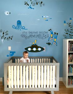 101 Inspiring And Creative Baby Boy Nursery Ideas Page 3 Of 4