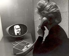 Experimental Picturephone - 1962