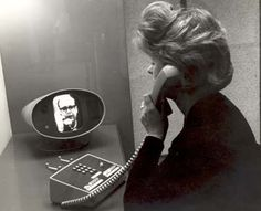 Experimental Picturephone - 1962