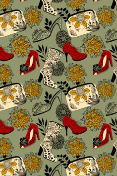"""""""My Work!"""" by sandradumit. To have a colourlovers pattern printed on fabric, go to http://www.colourlovers.com/store/fabric"""