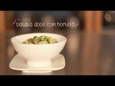 Batata Doce com Hortelã - Foto de organomix.organomix