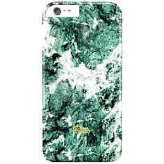 Juniper / iPhone Marble Case (46 CAD) ❤ liked on Polyvore featuring accessories and tech accessories