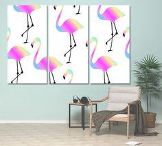 Abstract Flamingo Canvas Print, Birds Wall Decor, #abstractflamingo #flamingocanvasart #abstractwallart #flamingowallart #birdswalldecor #pinkartwork #watercolorbird #pinkflamingopaint #animalspainting #printpinkflamingos #printoncanvas #wallhanging #originalwatercolour Abstract Wall Art, Canvas Wall Art, Canvas Prints, Flamingo Vector, Flamingo Painting, Oversized Wall Art, Thing 1, Office Wall Decor, Watercolor Bird